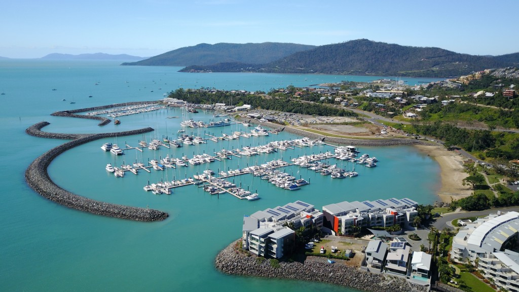 Abell Point Marina, Whitsundays, Queensland