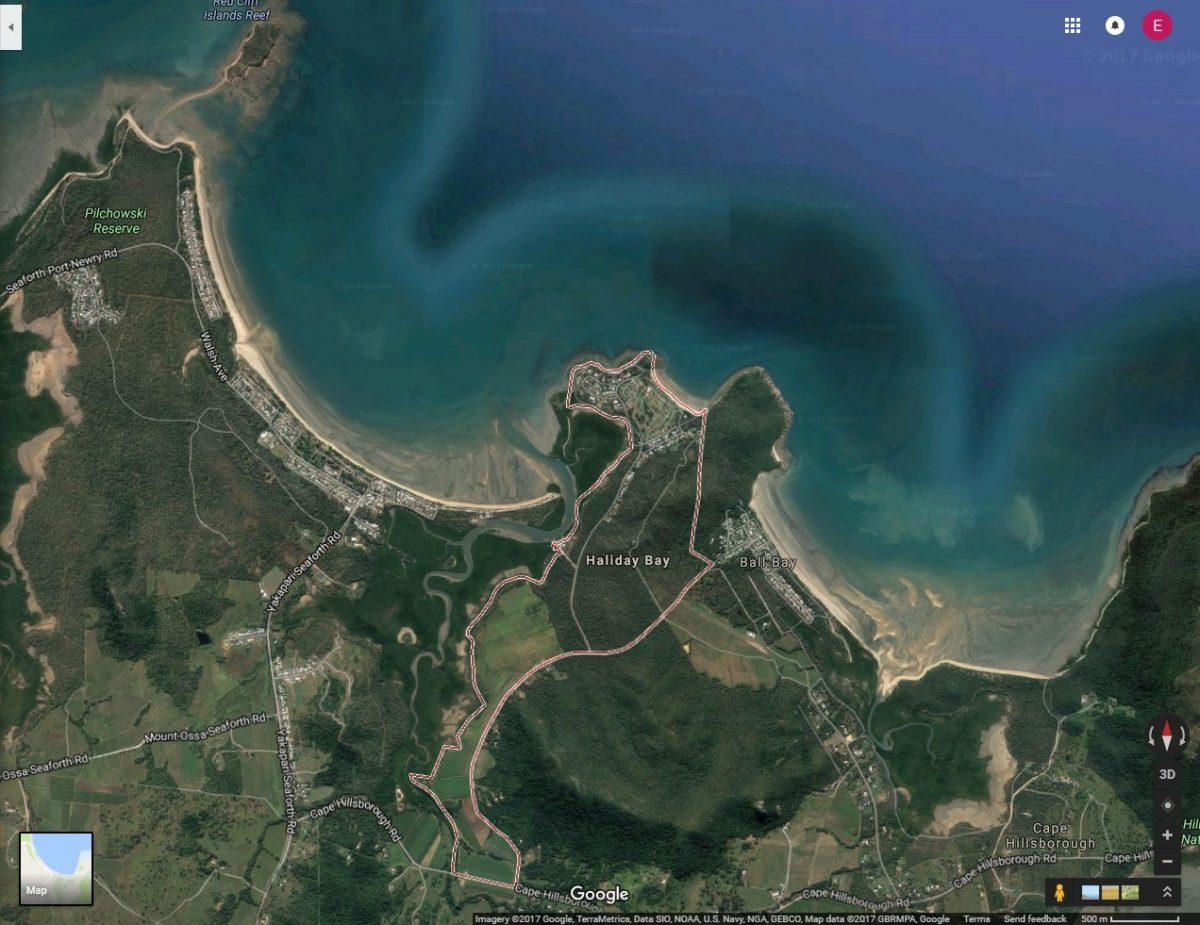 Halliday Bay