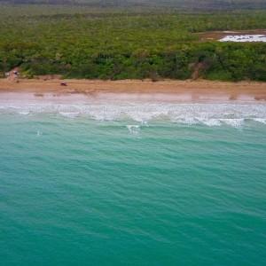 cape-palmerston-beach-access-beach
