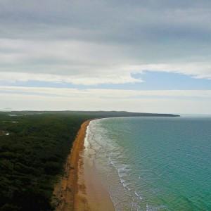 cape-palmerston-beach-access-coast