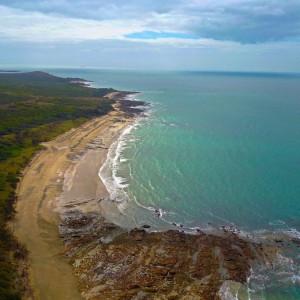 cape-palmerston-beach-access-ocean