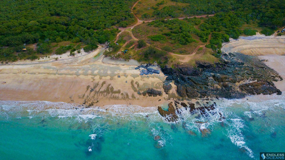 cape-palmerston-beach-camp-headland
