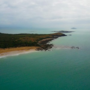 cape-palmerston-beach camping-spot