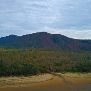 conway-beach-mountains
