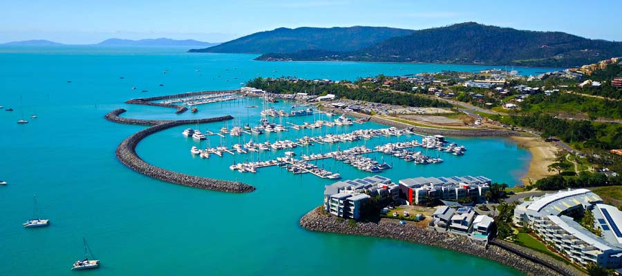 Weather for Whitsundays and surrounds