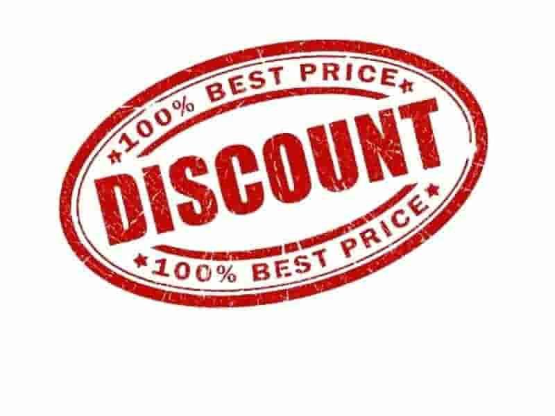 Member's Discounts
