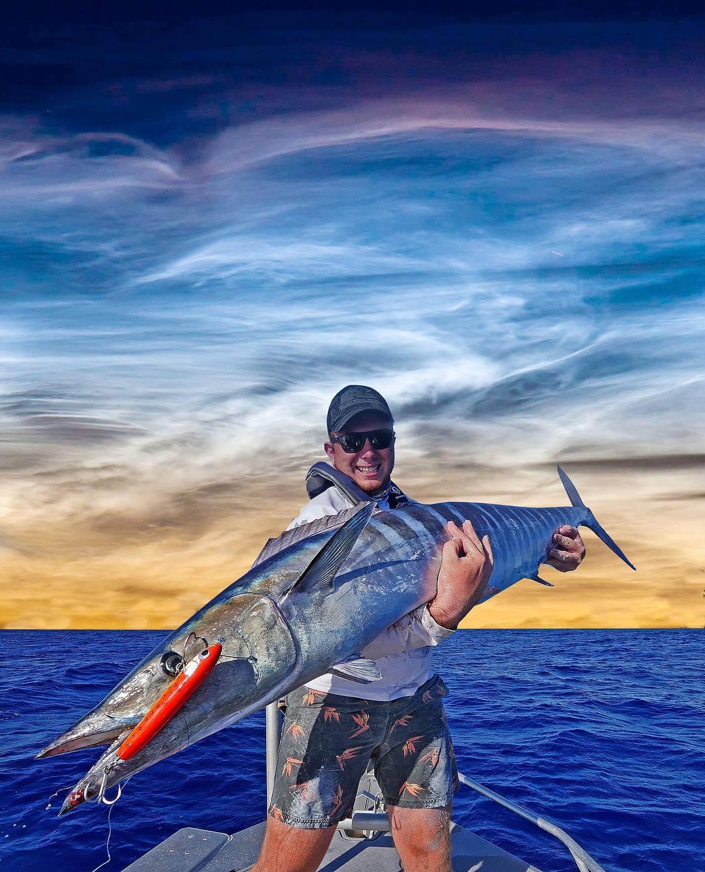 Ben davey fishing whitsundays qld endless oceans for Davey s locker fish report