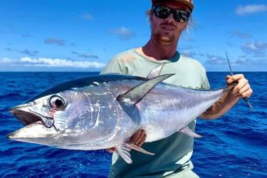 Longtail Tuna